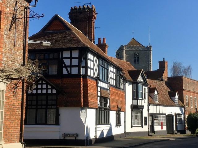 Dorchester-on-Thames