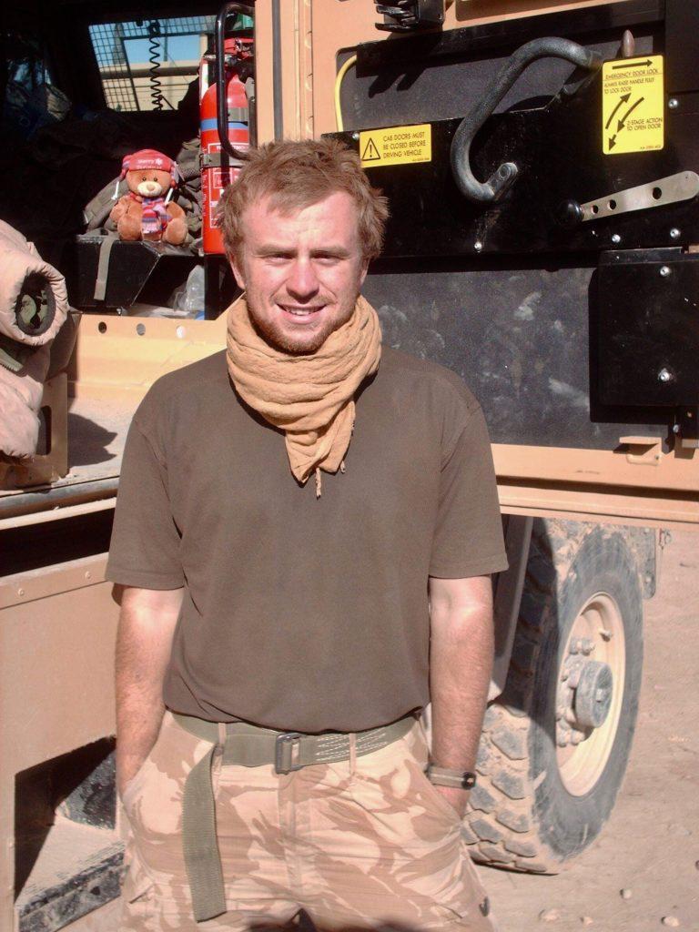 Jack Cummings, Helmand Province