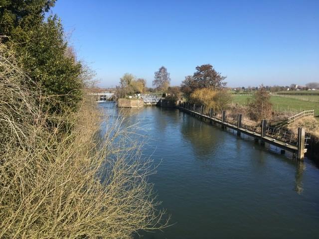Days Lock, near Little Wittenham