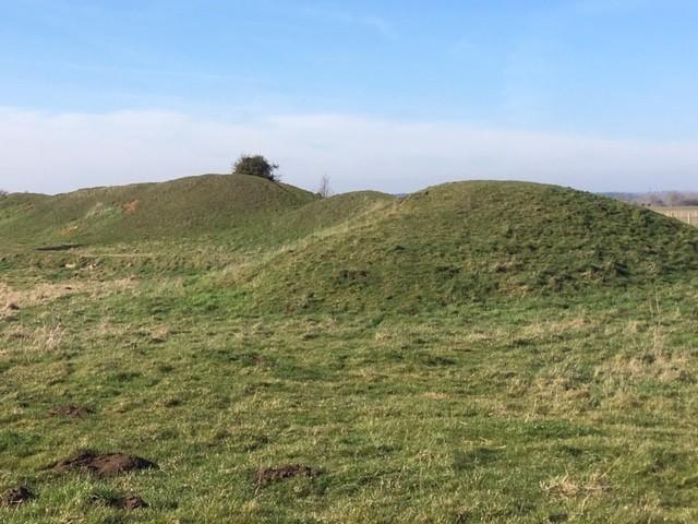 Dyke Hills, near Dorchester-on-Thames