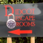 A visit to the Didcot Escape Rooms