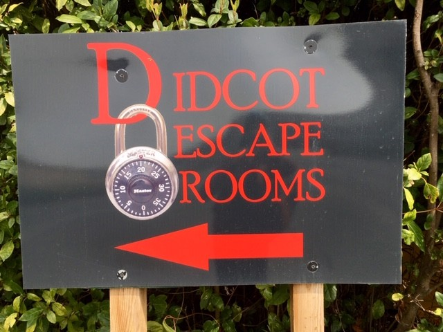 Didcot Escape Rooms