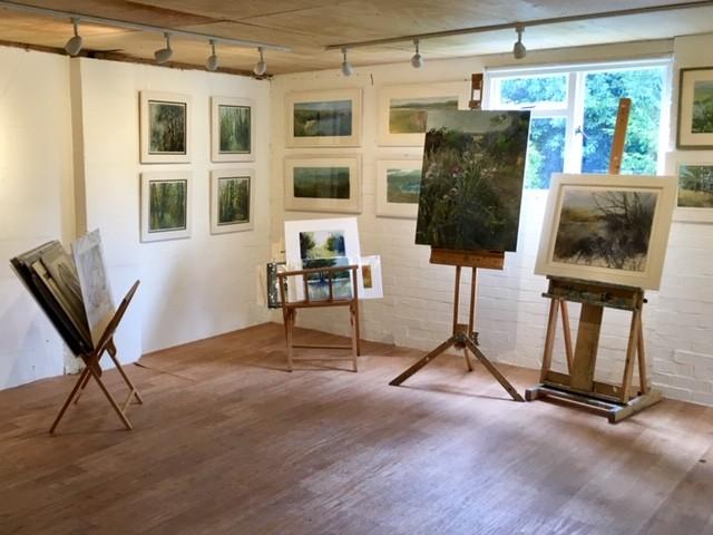 Jane Duff exhibition, Oxfordshire Art Weeks