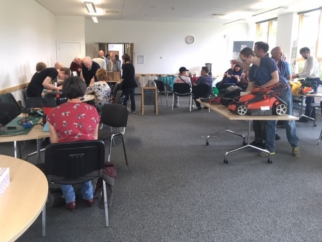 Sustainable Didcot repair cafe