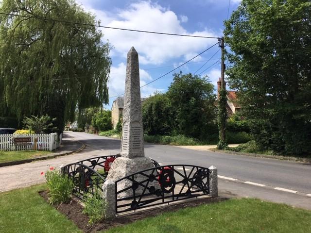 War memorial, Warborough