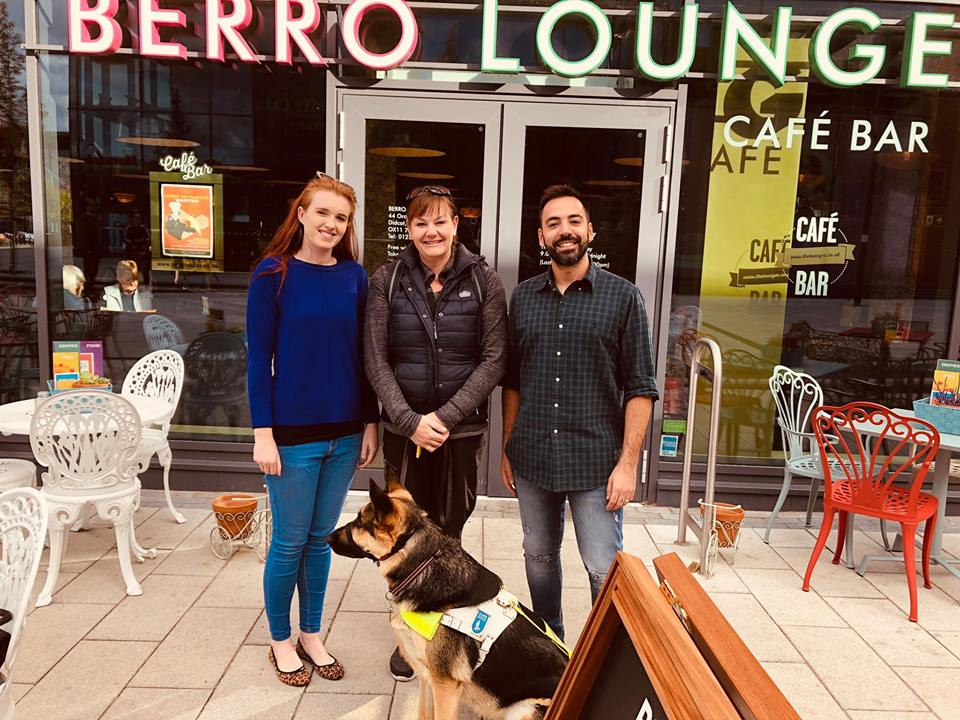 Didcot Guide Dogs at the Berro Lounge