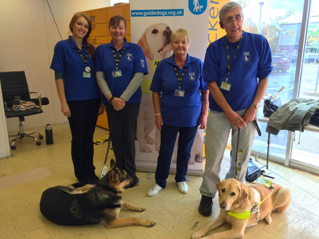 Didcot Guide Dogs Association