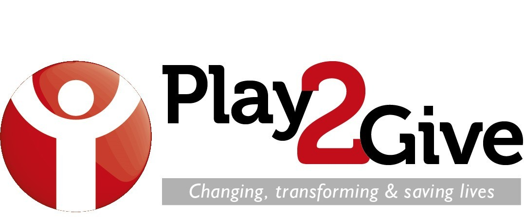 Play2Give logo