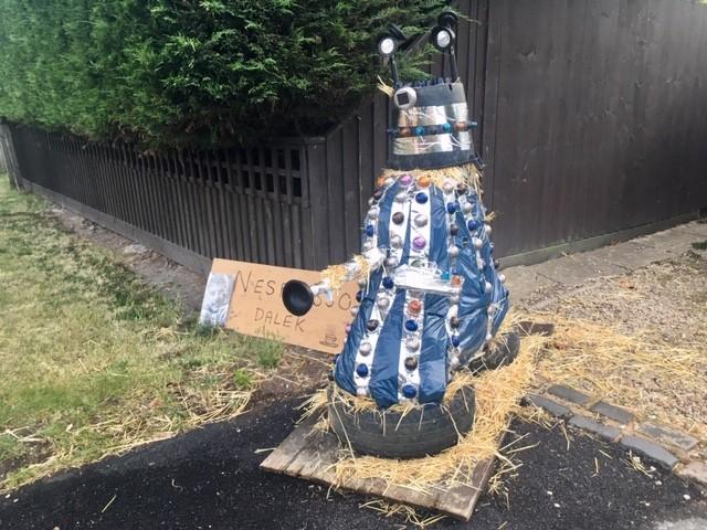 Nespresso Dalek, East Hagbourne