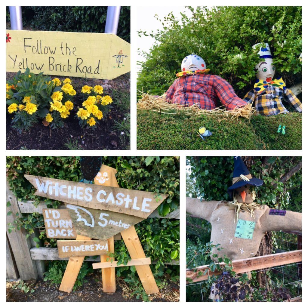 Wizard of Oz, Fieldside, East Hagbourne