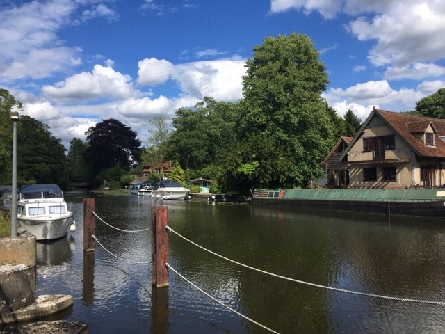 Sutton Courtenay pools