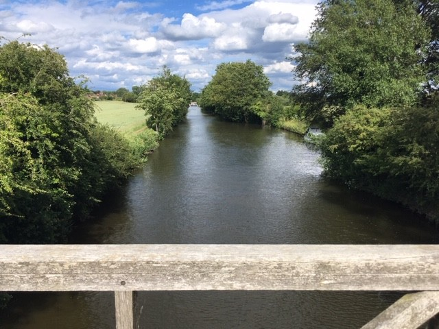 Bridge over Culham Cut