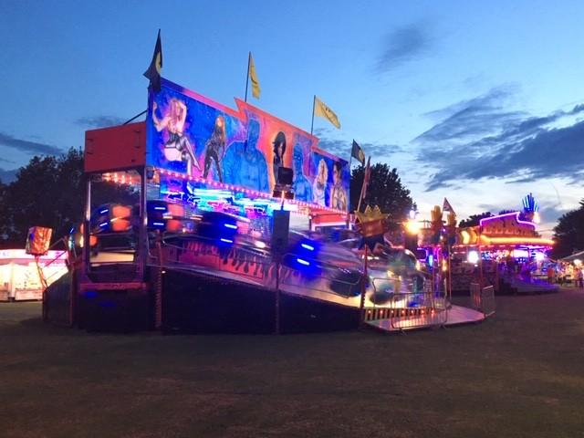 Evening Didcot fair