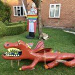 West Hagbourne dragons