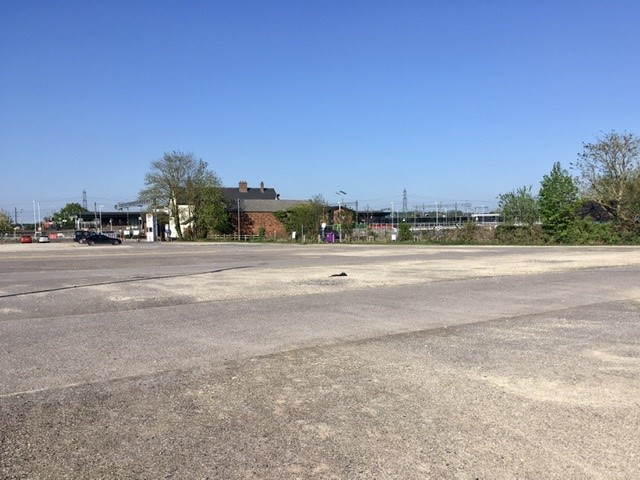 Julian's car park, Didcot