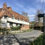 East Hagbourne in spring