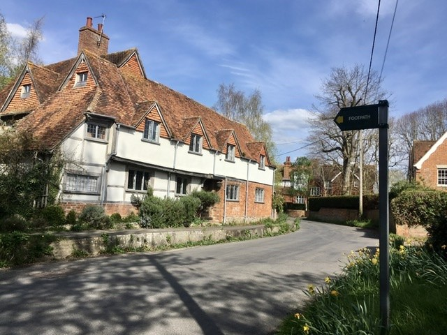 Main Road, East Hagbourne