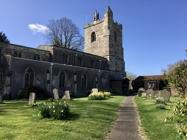 St Andrew's Church, East Hagbourne