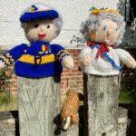 East Hendred knitting trail