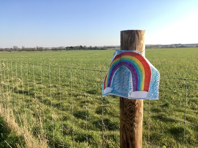 Didcot rainbow