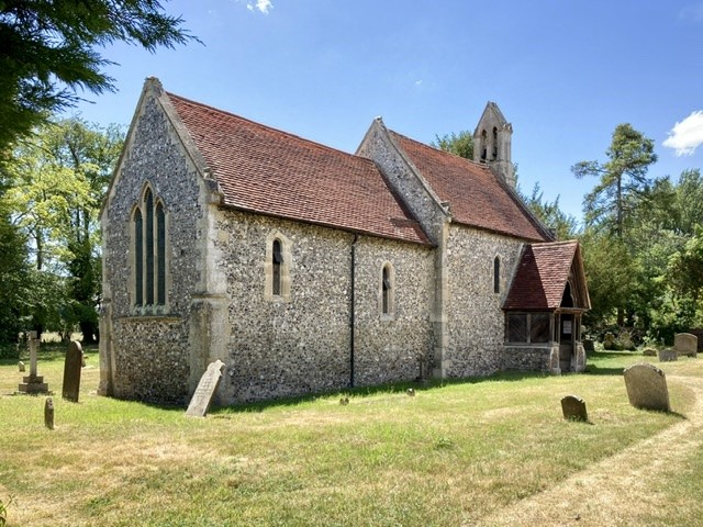 St Mary's Church, Newnham Murren