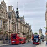 Oxford - without tourists!