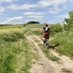 Cycle rides around Didcot: Chilton, the Ridgeway and Sustrans route 544
