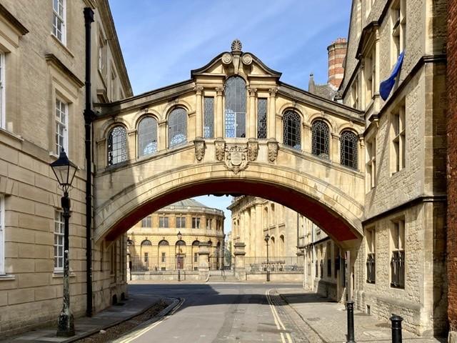Hertford (Bridge of Sighs), Oxford