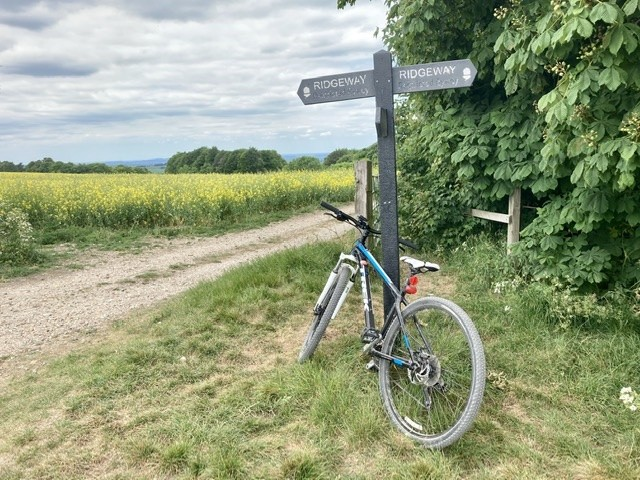 Crossroads on the Ridgeway
