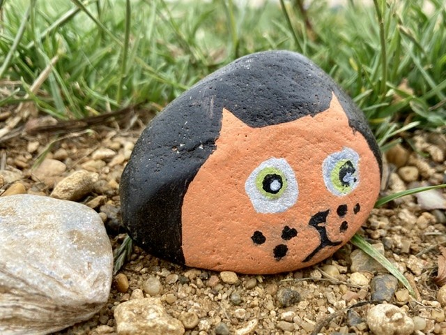 Didcot snake stone