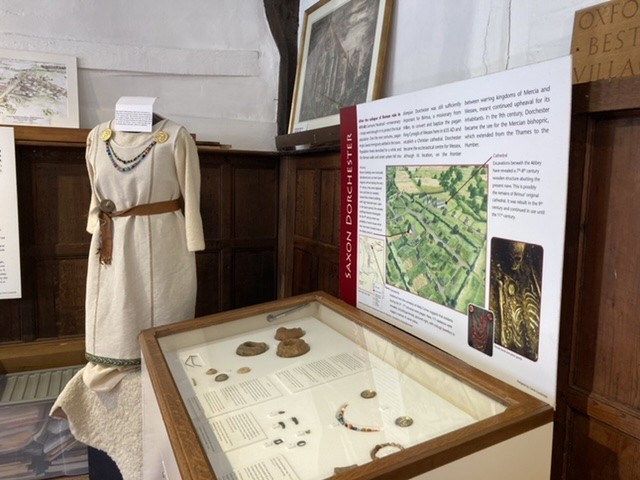 Dorchester Abbey museum