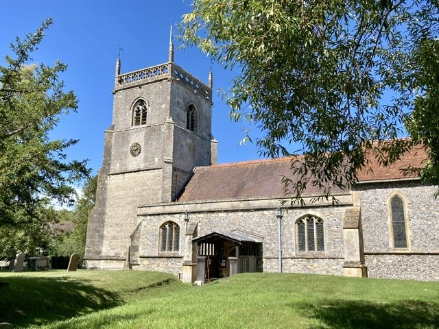 St Michael's Church, Blewbury