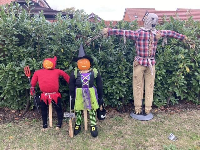 GWP Halloween trail