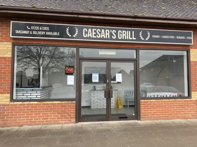 Caesar's Grill, Didcot