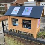 Little free library in Didcot