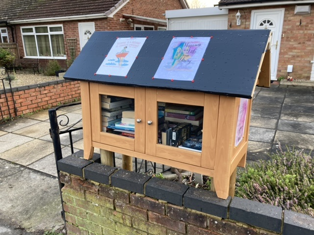 Didcot little library