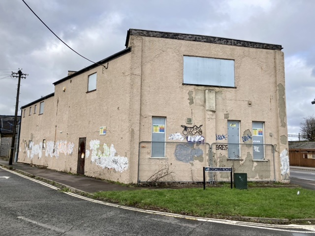 Old Didcot Labour club building