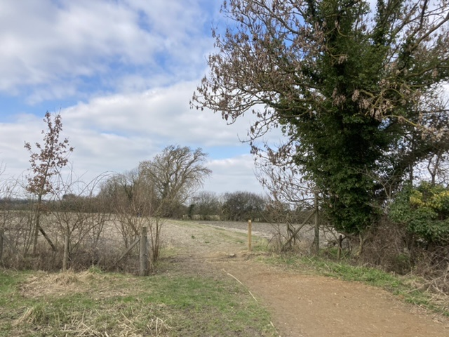 GWP to Harwell path