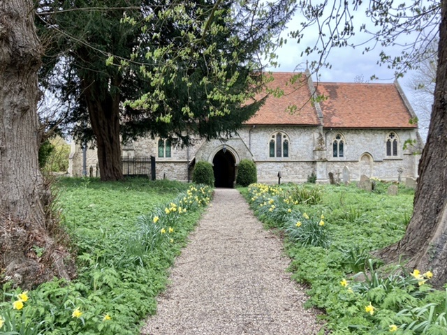 St Peter's Church, Little Wittenham