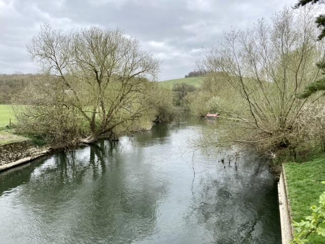 River Thames from Little Wittenham bridge
