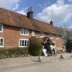 Cycle rides around Didcot: Didcot to The Bell Inn, Aldworth