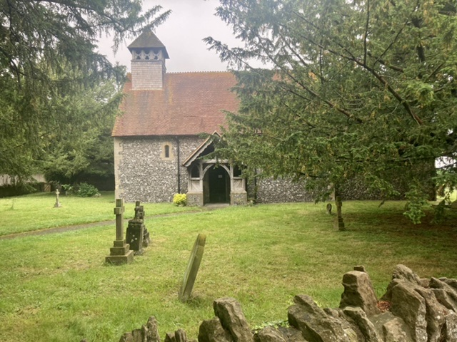 St Mary's Church, Upton