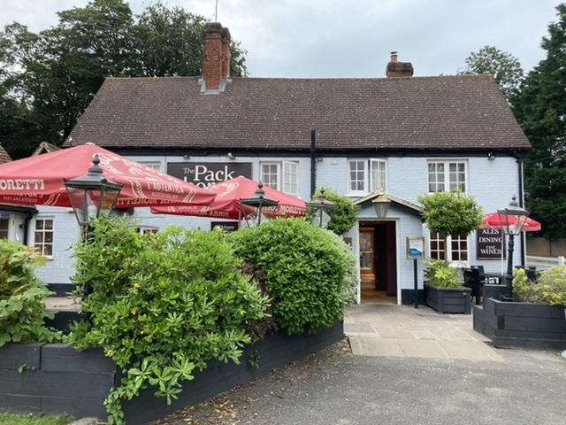 The Packhorse Inn, Milton Hill